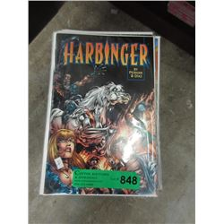 41 Harbinger Magazine Comics