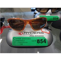 New Ryder Polarized Sunglasses with Case