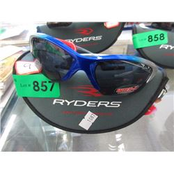 "New Ryder ""R136 RTX"" Polarized Sunglasses w/ case"