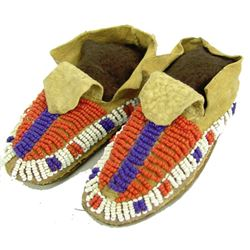 Arapaho Baby Moccasins