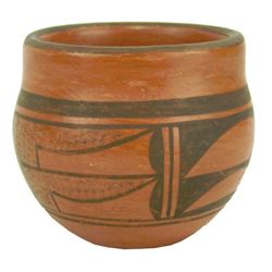Hopi Pottery Jar - Zella Cheeda