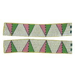 Cheyenne Beaded Strips