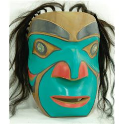 NW Coast Mask - Ivan Otterlifter (Coyote)