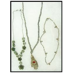 3 Jewelry Items