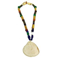 Pueblo Shell & Bead Necklace