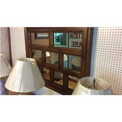 Picture Frame Style Mirror 52'' X 41''