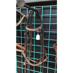 English Headstall And Reins