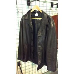 Dona Michi Leather Jacket XL