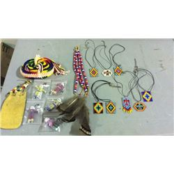 Native American Made Jewelry and Collectibles
