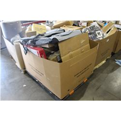 PALLET OF NEW STORE SCRATCH AND DENT GOODS