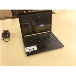 LENOVO 13'' NOTEBOOK COMPUTER WITH AMD A8 PROCESSOR, NO HARD DRIVE
