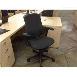HERMAN MILLER CELLE CHARCOAL GREY FULLY ADJUSTABLE TASK CHAIR
