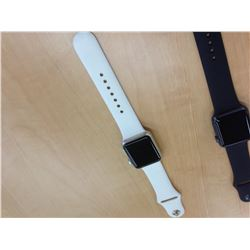 APPLE WATCH SERIES 1 38MM, GOLD ALUMINUM, SERIAL NUMBER FH7Q87H6GR7C, *LOCKED IN DEMO MODE,