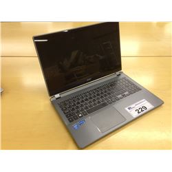 ACER ASPIRE 5 15'' NOTEBOOK COMPUTER WITH INTEL I5 PROCESSOR, NO POWER SUPPLY, NO HARD DRIVE, NOT