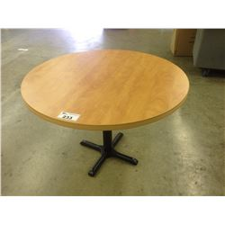 MAPLE 42'' CONFERENCE TABLE