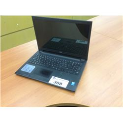 DELL 15'' 3000 SERIES TOUCH SCREEN NOTEBOOK COMPUTER WITH INTEL I3 PROCESSOR, NO POWER SUPPLY, NO