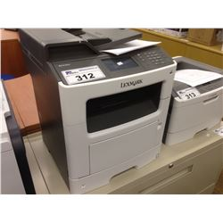 LEXMARK MX 410DE DESKTOP DIGITAL MULTIFUNCTION PRINTER