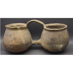 CASAS GRANDE DOUBLE LOBE POTTERY