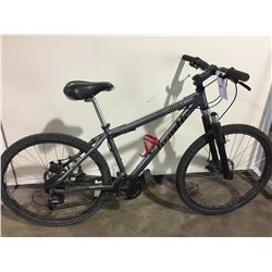 GREY BRODIE ALPHA 24 SPEED FRONT SUSPENSION MOUNTAIN BIKE WITH FULL DISC BRAKES