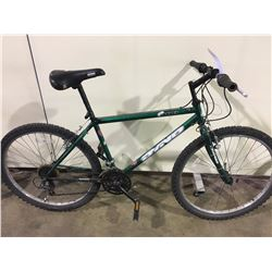 GREEN DYNO 400 21 SPEED MOUNTAIN BIKE