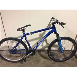 BLUE GARY FISHER ADVANCE FRONT SUSPENSION MOUNTAIN BIKE