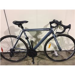 BLUE CCM PRESTO 21 SPEED ROAD BIKE