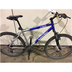 BLUE MIELE TT250 21 SPEED FRONT SUSPENSION MOUNTAIN BIKE