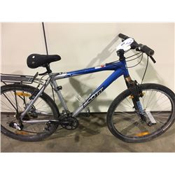 BLUE SCOTT REFLEX 24 SPEED FRONT SUSPENSION MOUNTAIN BIKE