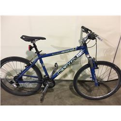BLUE KONA CALDERA 27 SPEED FRONT SUSPENSION MOUNTAIN BIKE