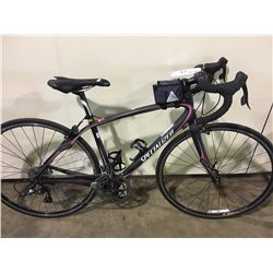 GREY SPECIALIZED RUBY 20 SPEED CARBON COMPOSITE RACING BIKE