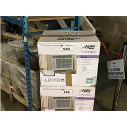 ARCTIC KING 5,000 BTU IN WINDOW AIR CONDITIONER