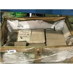 PALLET OF MOCA CREAM LIMESTONE 12 X 12 X 1-1/4, 72 PCS