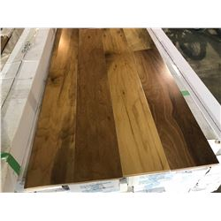 647 SQUARE FEET OF NATURAL REAL WOOD ENGINEERED FLOORING