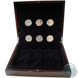 2005 The History of the Royal Navy 5 Pound Sterling Silver Set from the Royal Mint. You will receive