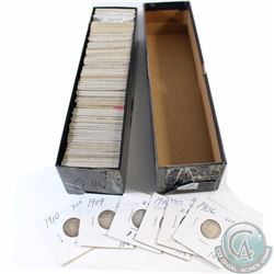 1906-1968 Canada Silver 10-cents. You will receive a total of 96 coins dated anywhere from 1906 to 1