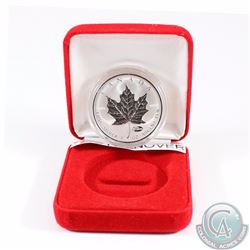 Canada 2000 $5 Hanover Privy Mark 1oz Silver Maple Leaf Coin (TAX Exempt). Coin comes encapsulated i