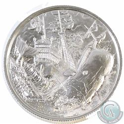 2017 Privateer Series - The White Whale 2oz. Ultra High Relief (Tax Exempt)