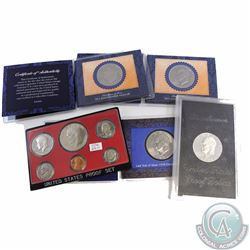 Group Lot of United States Eisenhower Coins. You will receive the following items, 2x 1971 1st Year
