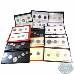 1970-2010 Canada Circulation Year Sets. You will receive the following years: 1970 6-coin Set, 1972