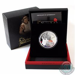 2017 Australia $1 ANZAC Spirit The Battle of Ypres 1oz Fine Silver Proof Coin (TAX Exempt)
