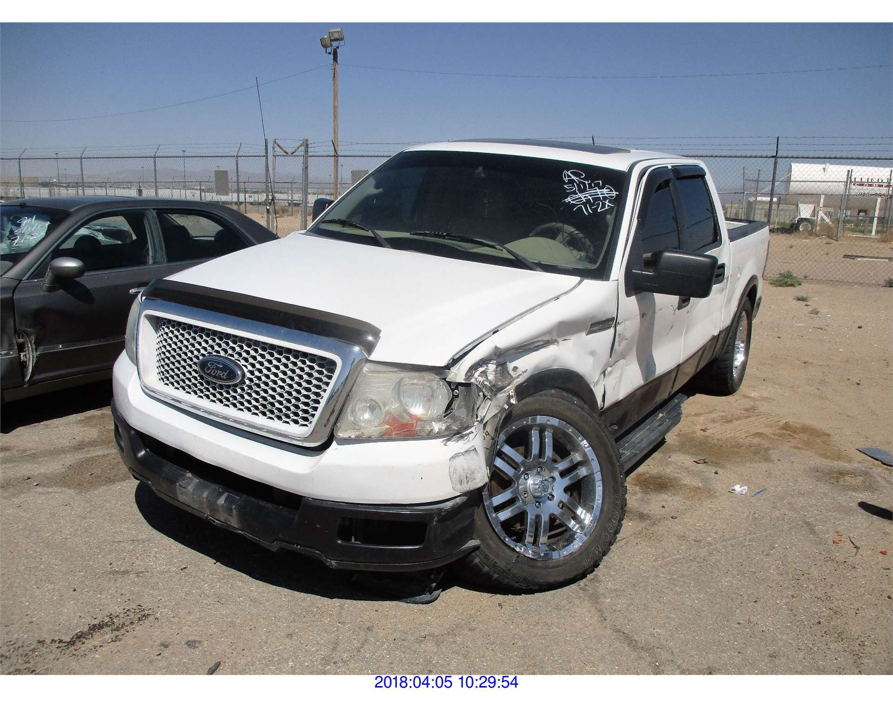 2004 - FORD F150 // PARTS ONLY - Rod Robertson Enterprises ...