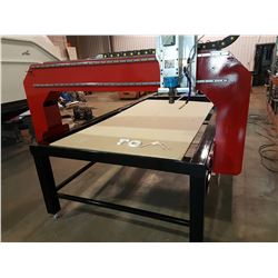 CNC ROUTER TABLE 5X10, SPINDLE 5 HP 18000 RPM, INDUSTRIEL PC BASED CONTROLOR, HIWIN LINEAR BEARING G