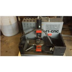 EMCO Milling machine modified to MACH 3