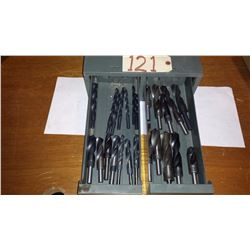 Drawer with Drill Shank 1/2 and 3/8