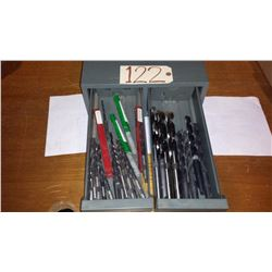Drawer with Taper Shank Drill