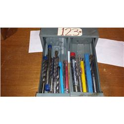 Drawer with Core Drill