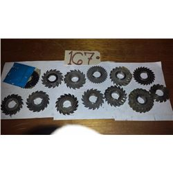 Lot of 3'' Milling Cutter
