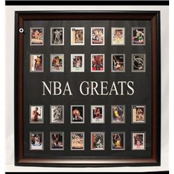 Memorabilia - NBA Greats