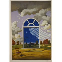 Rafal Olbinski - Nocturne in E Flat Major