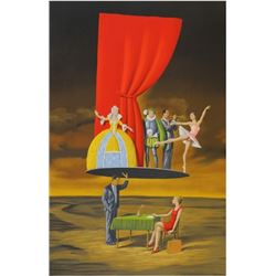 Rafal Olbinski - Predictable Assumption